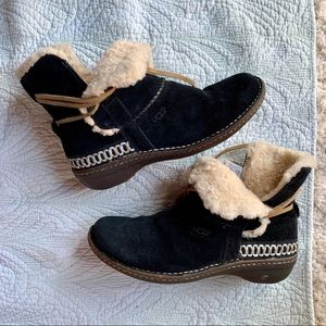 """Authentic UGG Booties - """"The Cove Boots"""""""